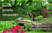 Озеленение участка и ландшафтный дизайн